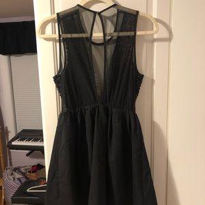 Forever 21 Dresses - Fancy mesh skater dress